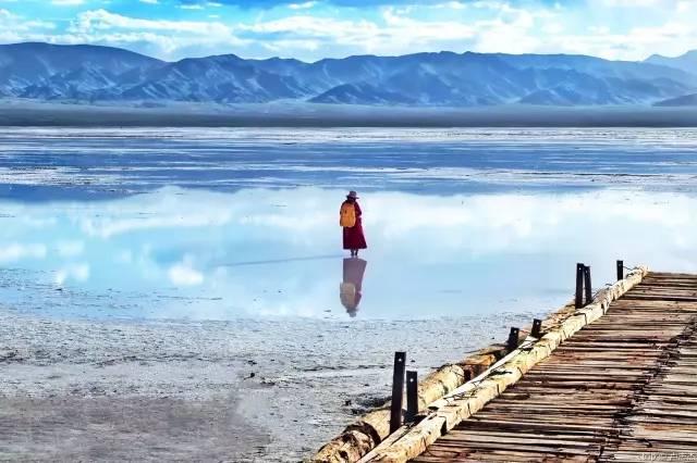 最适合去茶卡盐湖的季节到了,看