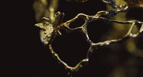 设计家 | 珠宝设计:清风拂鬓 自然生命与爱 是当代珠宝设计师钟华一直