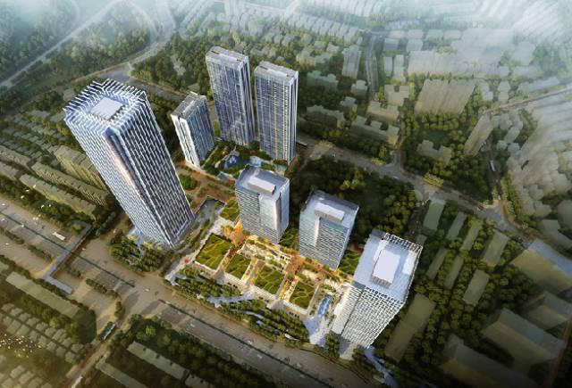 龙华三大重点城市更新项目亮相:泰工业中心 建滔工业园 德爱工业区