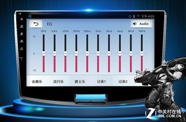 dsp发烧级音效 飞歌g6sⅡ车机包安装2399