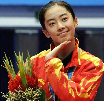 最后一战!中国又一体坛女神迎退役之战27岁美颜撞脸明星!