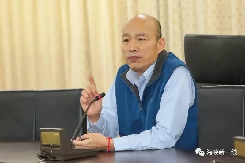 他曾一巴掌把陈水扁打进医院 今复出政坛剑指高雄