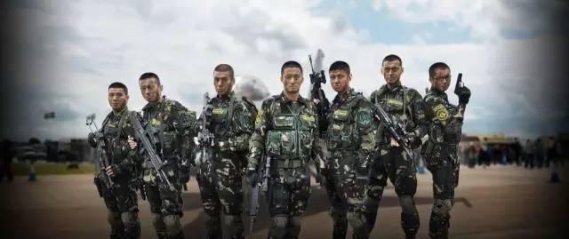 世界最大特种兵突击,中国陆军亮剑