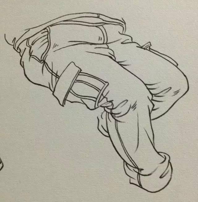 【教程】五官,头发和衣服画法技能讲解,备考就靠这些了!