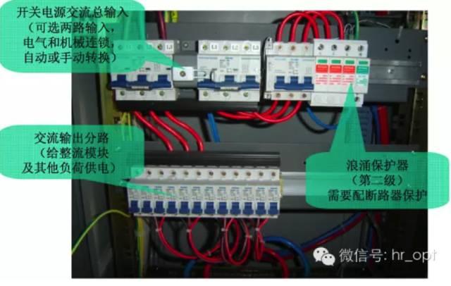新闻客户端  整流模块:从交流配电取得交流电能,将交流电整流成直流电