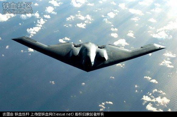 美国在冷战时期就构思过该飞机的设计及制 造程序,当时是为了与苏联