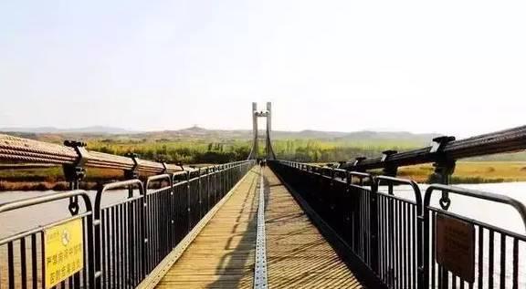 国内首座横跨黄河的3d玻璃桥!比张家界的好玩10000倍!