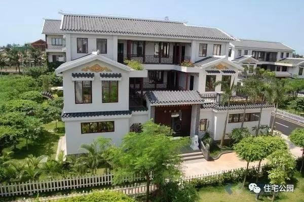 中国人建房就该建中式,4套中式农村别墅,1最壕2,3最实用?