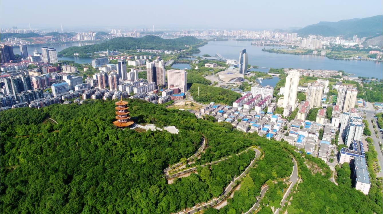 湖北省人口密度_湖北面积最小的县,人口近53万,也是湖北人口密度最大的县