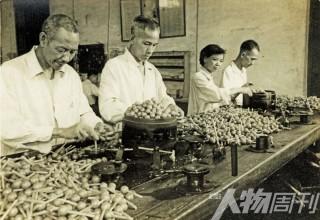 陈李济广州总厂早期生产场景