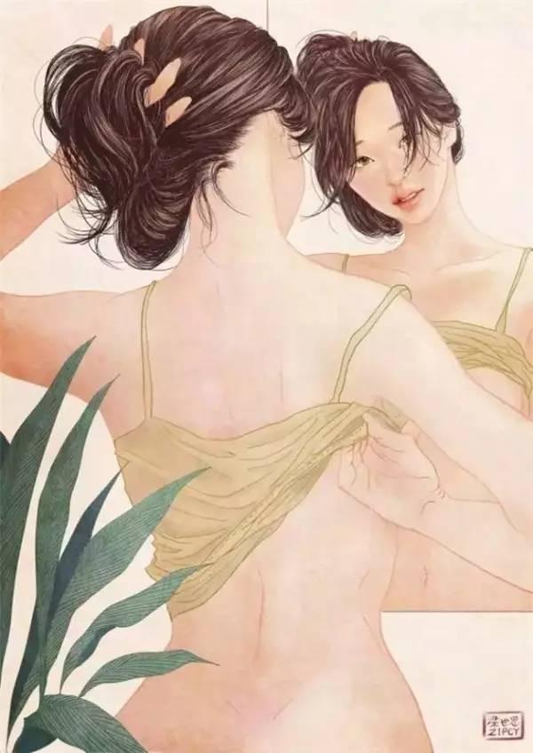 看完想恋爱,韩国美女插画师画下温暖的情侣日常,甜炸了!