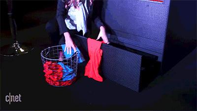 为你自动洗头洗澡叠衣服的机器,想不想要?