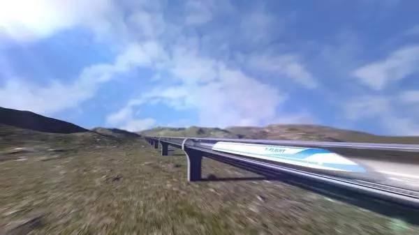 上海到北京20分钟?!完爆高铁飞机、时速4000公里的高速飞行列车爱你十分泪七分简谱