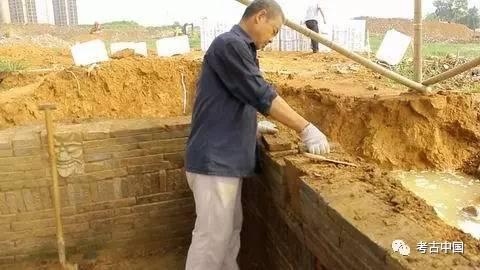 【新闻动态】湖南常德南坪古墓群唐代砖室墓进
