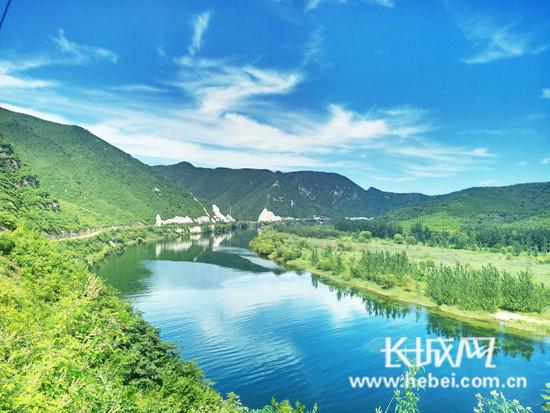"""秦皇岛:让每一条河流都""""水清、河畅、岸绿、生态"""""""