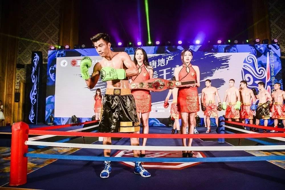 """""""我们是中国拳王!""""颜值与实力兼备_帅气与勇气并存"""