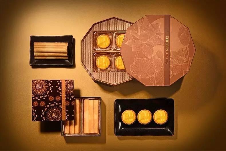 新闻客户端  香港半岛酒店 奶黄月饼&牛油蛋卷 套盒(香港半岛酒店的奶
