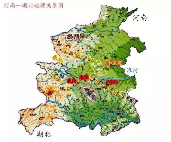 中国地图里暗藏的天机,读完才发现之前的历史 地理统统都白学了