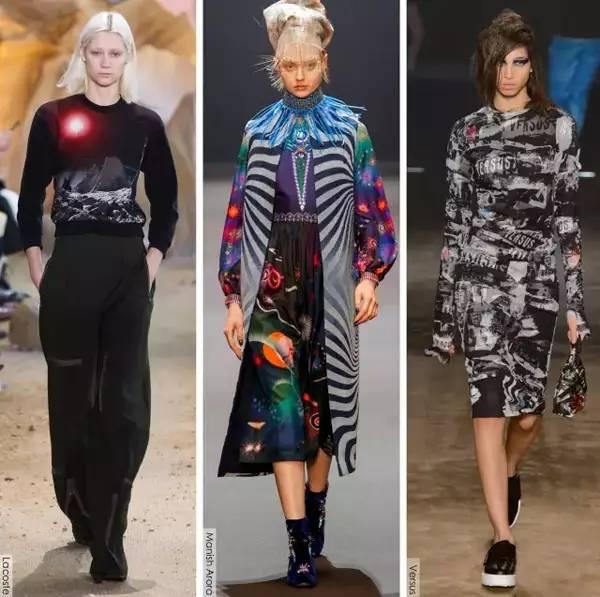 2018 19秋冬女装流行趋势分析总结