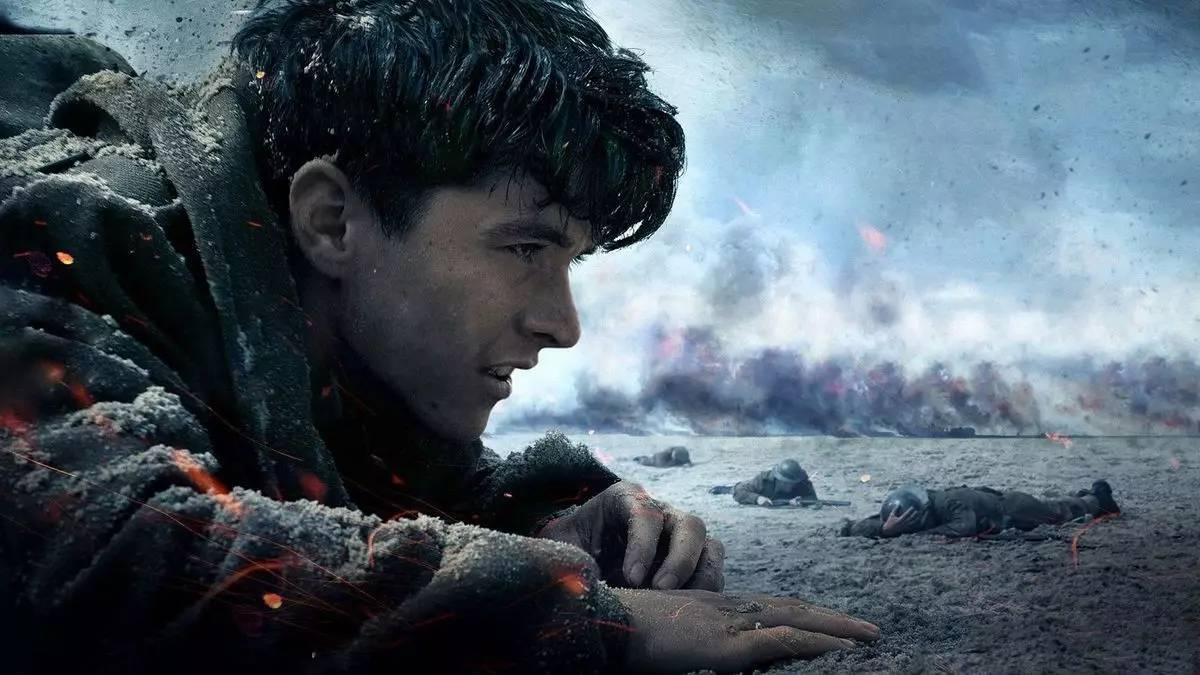 电影�:(_诺兰关心的不是战争本身 诺兰的电影大多有很实的技巧和结构,反而
