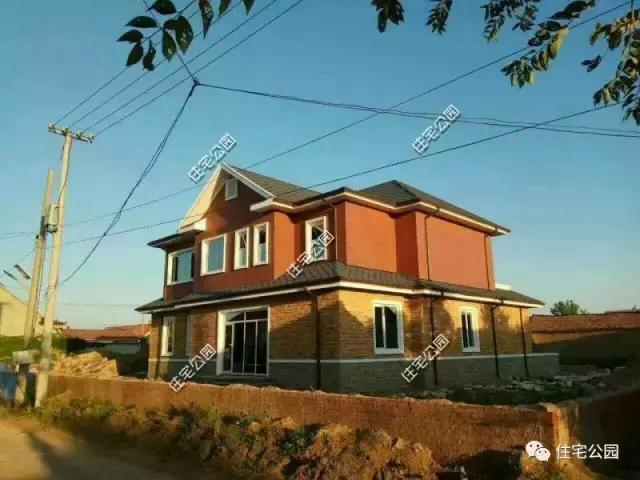 红砖房除了便宜,真能跟轻钢比?