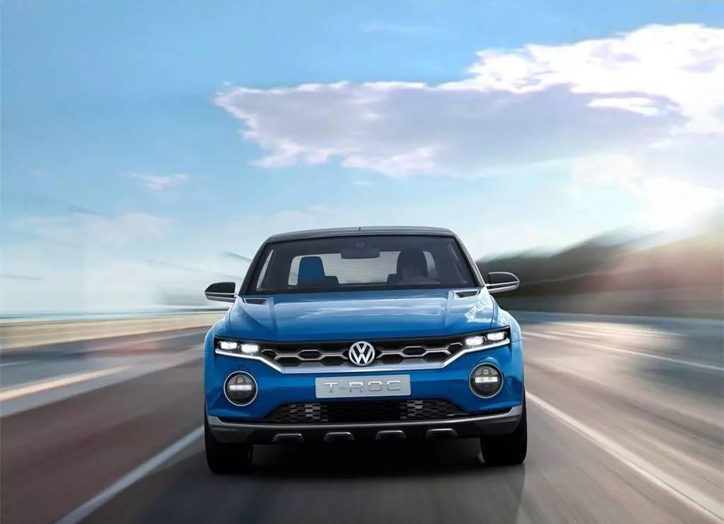 帮群全新SUV估计14万宗特价而沽 2018款帮群T-Roc_凤凰汽车_凤凰网