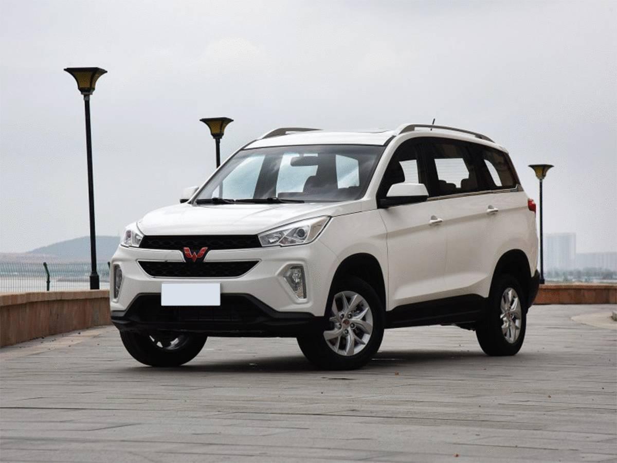 国内唯一 后驱 独立悬挂 SUV,五菱宏光S3即将上市