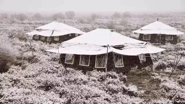喜马拉雅山的移动营地,条件简陋却是全球最美的酒店之一