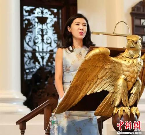苏芒:让中国品牌时尚起来 向世界分享中国之美