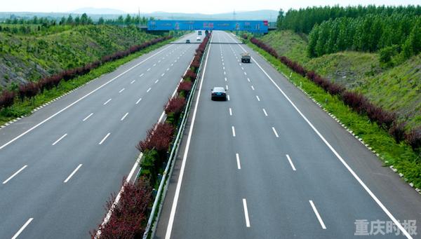 重庆石柱至黔江高速公路项目核准正式获批