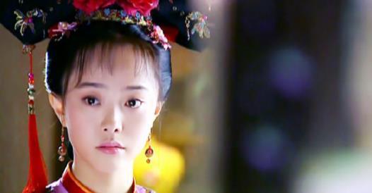 和硕柔嘉公主图片