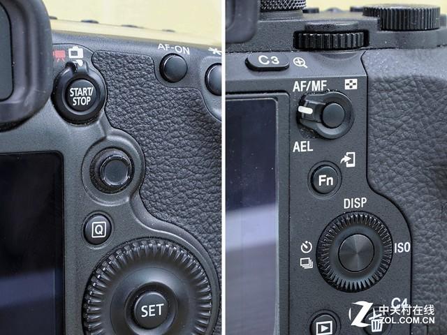 高像素的对决佳能5DS R VS 索尼A7RII