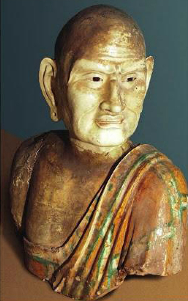 古陶瓷研究者奈杰尔·伍德:易县三彩罗汉像产于何时何地?