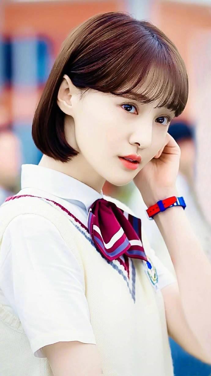 杨紫剪短发 娱乐圈最美短发女明星大盘点 ,有你的爱豆吗