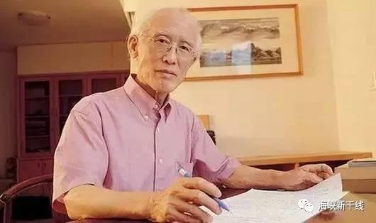 89岁的文学大家为台湾下一代着急