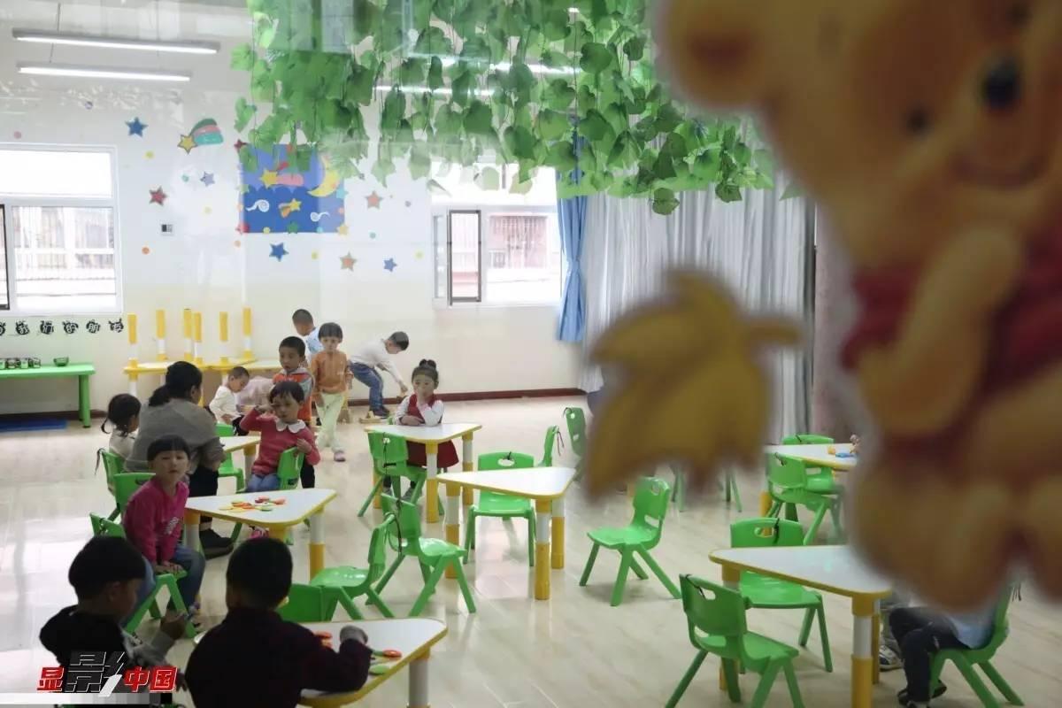"""幼儿园开学第一天,听取""""哇""""声一片"""