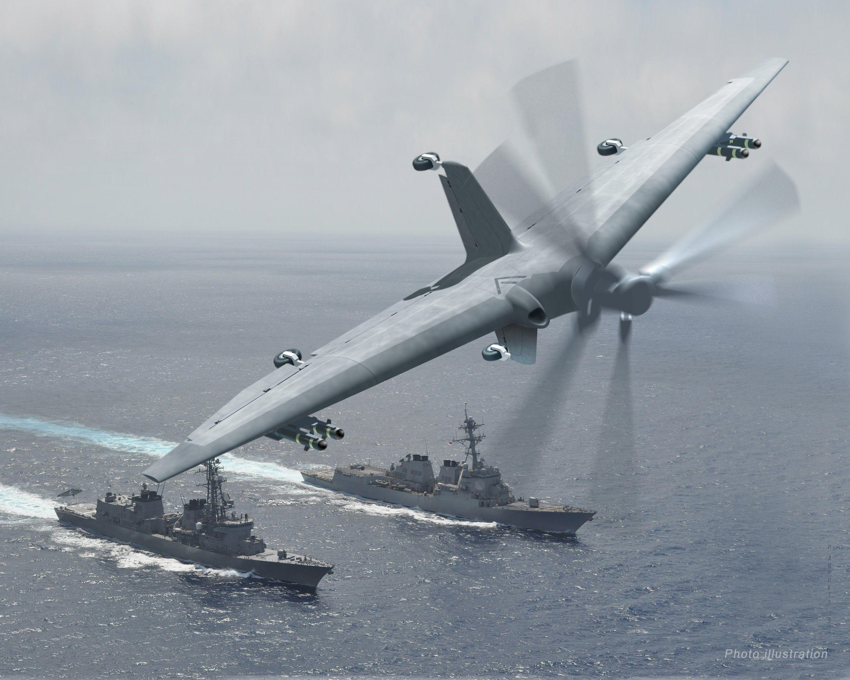 战斗机--格公司高层专访疑似主动官泄第六代战机方案?