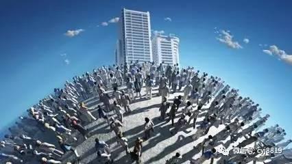假如人口数量到500亿,地球会变成什么样?