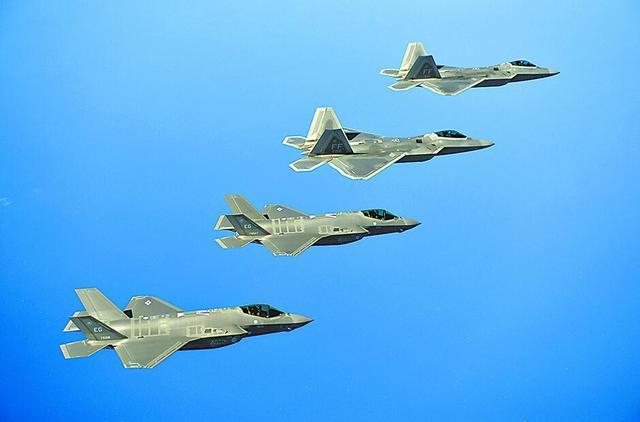 战斗机--日本想尽办法都买不到F-22?美防日本同防中国一样