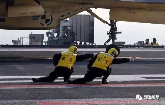 战斗机--军方披露:他们为国产航母培养人才