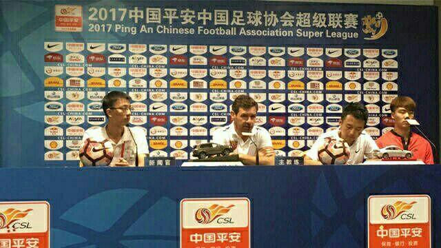博阿斯:很高兴国家队成员归来没伤 战泰达必取3分