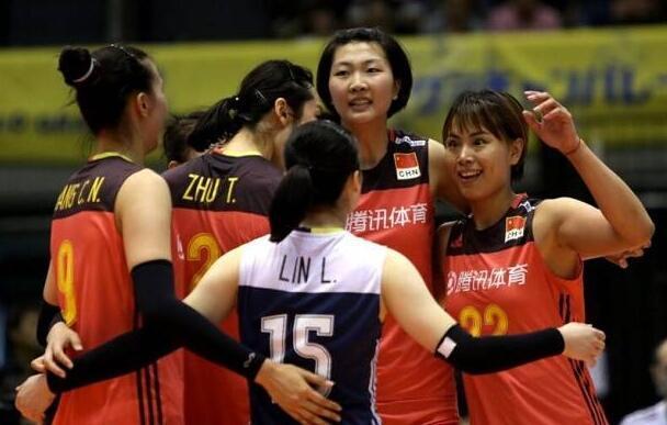女排大冠军杯第三日积分排行榜 中国三连胜居榜首