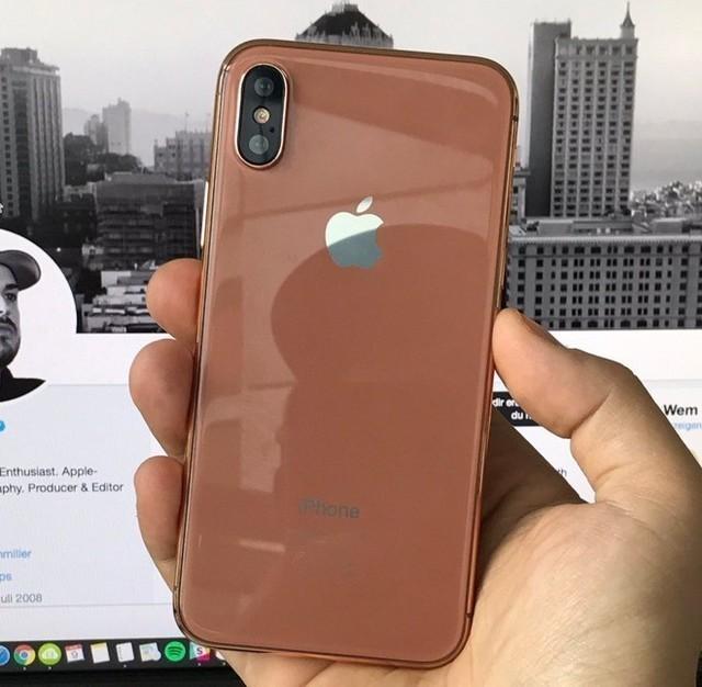 疑似iPhone8铭牌曝光:看来名字没跑了