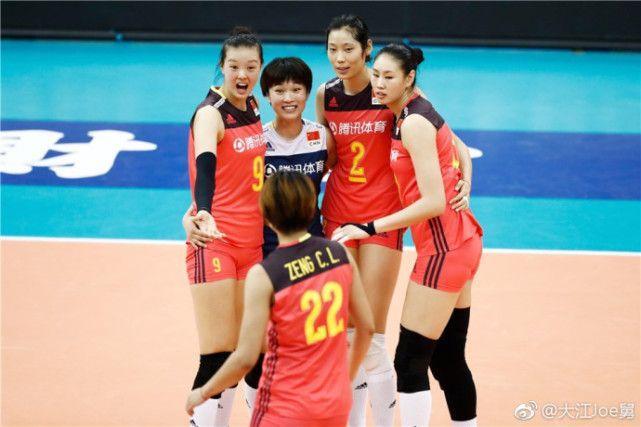 中国女排豪取四连胜 俄罗斯主帅已备计策对付朱婷