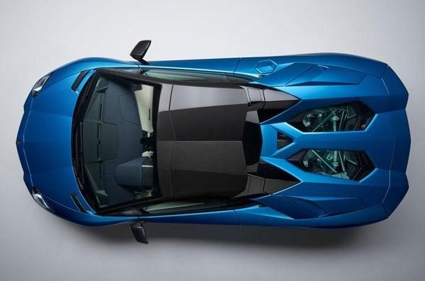 2017法兰克福车展 Aventador S敞篷版
