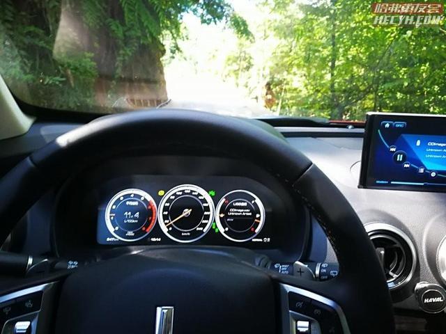 长城WEY VV7S提车三个月用车感受、油耗、驾驶经验分享!