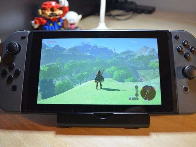 任天堂Switch全球销量超500万:北美成最大市场