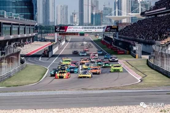 【聚焦】China GT中国超级跑车锦标赛第四回合收官 豪门赛车决战上海滩