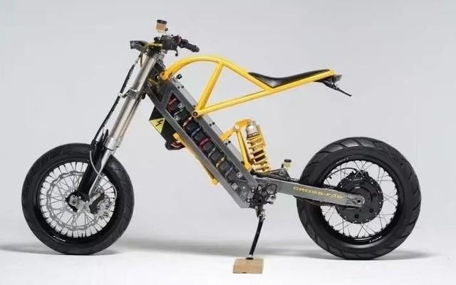 自制车架结构图