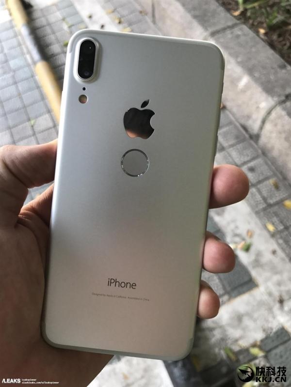 没法直视!iPhone X真有后置指纹原型机:早已被弃